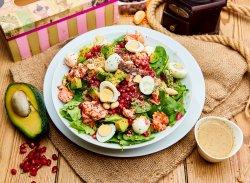 Nr. 23 Hot Turkey Salad image
