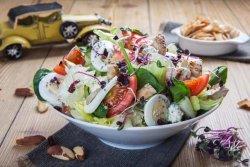 Nr. 4 Turkey & Blue Cheese Salad image