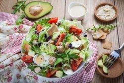 Nr. 5 California Salad image