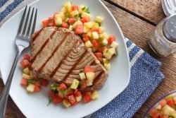 Red tuna  image