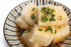 Tofu Age-Dashi image