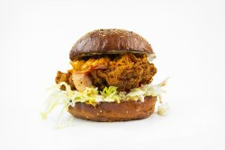 The Fatass Chicken Crispy Sandwich image