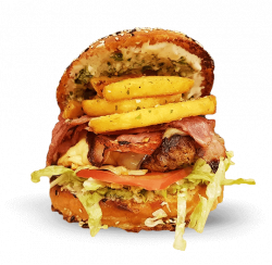 The Garlic Bomb Burgr image