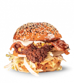 Raging Crispy Chicken Sandwich image