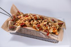 Sausage Fest Loaded Fries image