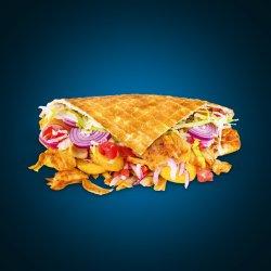 Gyros Waffle image