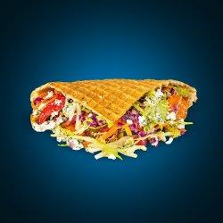 Veggie Waffle image
