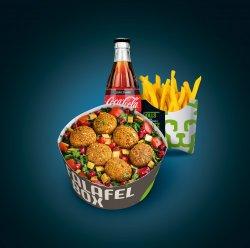 Meniu Falafel Box image