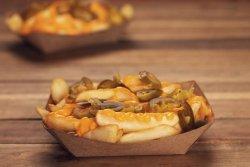 Cartofi cu cheddar si jalapenos image