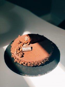80056 - Tort Mousse cu cafea ( Produs Congelat) 1 Kg image