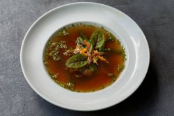 Supă de coadă de vită image