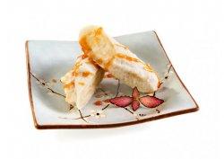 Banana tempura image