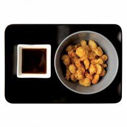 Baby shrimps popcorn image