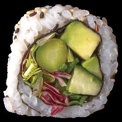 Sushi Ura Maki - Yasai Classic image
