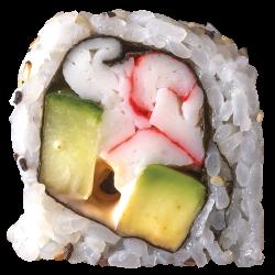 Sushi Ura Maki -California image