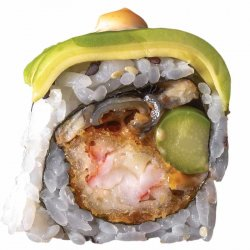 Unaghi dragon roll