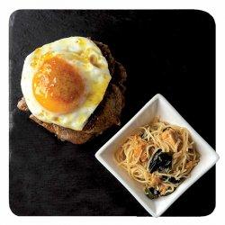 Truffle gourmet riceburger  image