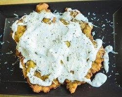 Schnitzel quattro formaggi image