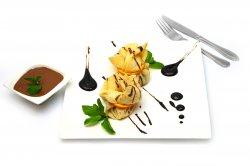 Clatite cu ciocolată image