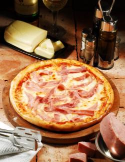 Pizza Prosciutto 40 cm. image