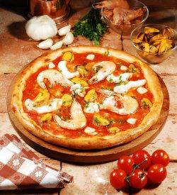 Pizza Frutti di Mare 30 cm. image