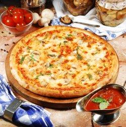 Pizza Funghi 40 cm. image
