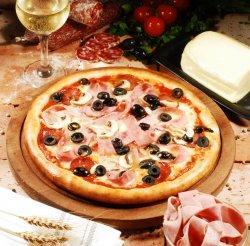 Pizza Speciala 30 cm.  image