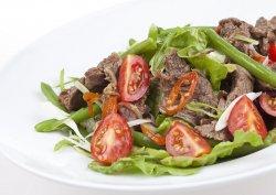 Salată stroganoff image