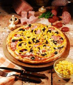 Pizza Colosseum 30 cm. image