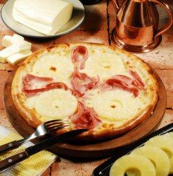 Pizza Hawaii 30 cm. image