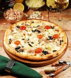 Pizza Primavera 30 cm. image