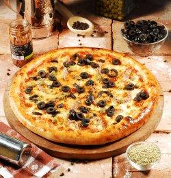 Pizza Romana 30 cm. image
