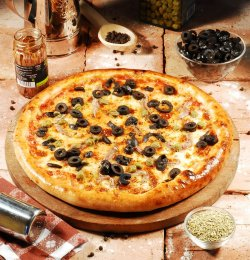 Pizza Romana 40 cm. image