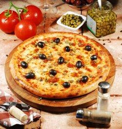 Pizza Siciliana 40 cm. image