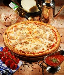 Pizza Tonno 30 cm. image