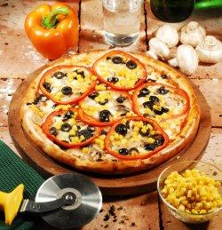 Pizza Vegetariană 40 cm. image