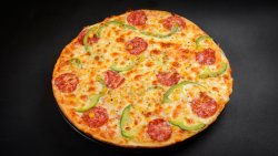 Pizza Calabrese image