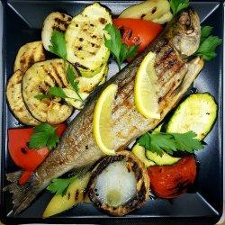30% Reducere Meniu Păstrăv cu legume la grătar image