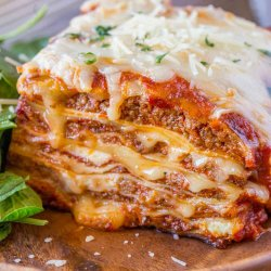 Lasagna Bolognese image