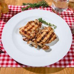 Pulpe pui dezosate la gratar / Coscia di polla alla griglia image