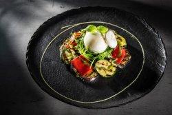 Burratina con Verdure image