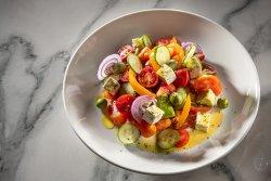 Salata Greceasca cu Avocado  image