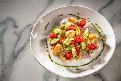 Salata Quinoa cu Creveti  image