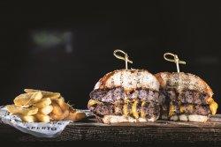 Steak Burger image