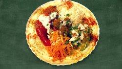 Meniu Hummus Salata image