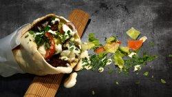 Wrap Kebab Vită image