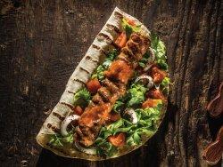 Cheesy Adana Roll Vită image