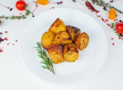 Cartofi copți cu rozmarin  image