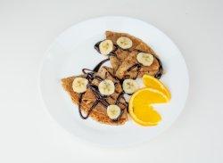 Clătite cu banane și Fineti image