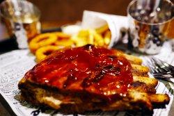 Jack Daniels ribs image